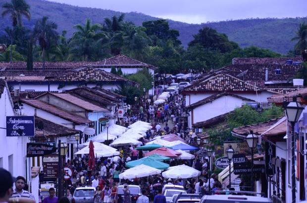 Pirenópolis, Goiás (Foto: Arquivo pessoal/Ernesto Petrillo)
