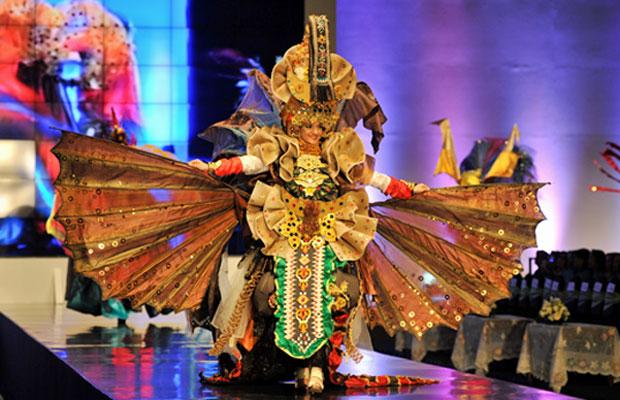 Carnaval de Jember (Foto: Rismiyanto/Divulgação)
