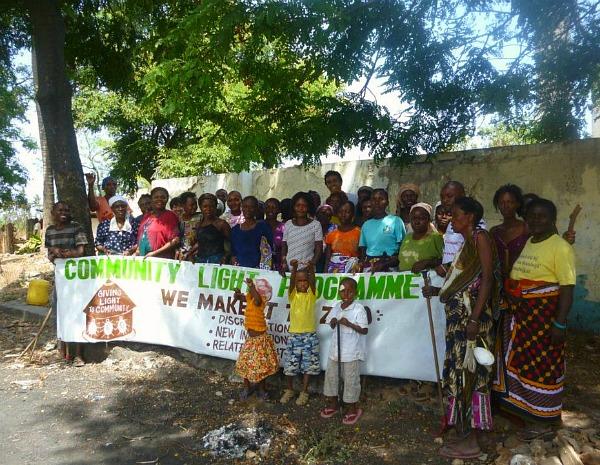 Estudante de Medicina conta com apoio de mulheres portadoras de HIV no projeto (Foto: Arquivo Pessoal)