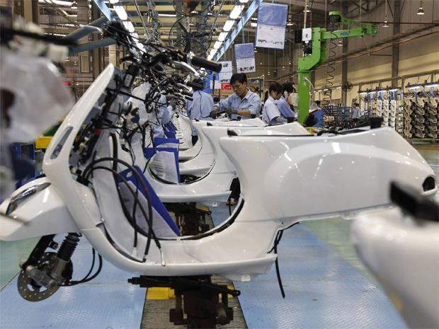 Capacidade de produção é de 300 mil unidades por ano (Foto: Kham /REUTERS)