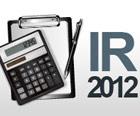 Entrega de declarações do IR começa hoje (Imposto de Renda 2012)