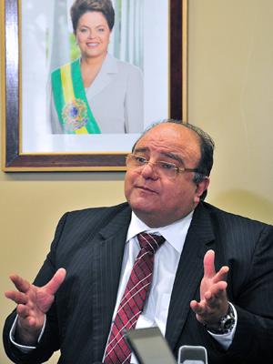 O líder do governo na Câmara, deputado Cândido Vaccarezza (Foto: Agência Câmara)