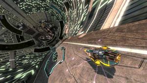 'Wipeout 2048' permite corridas contra outros jogadores on-line (Foto: Divulgação)