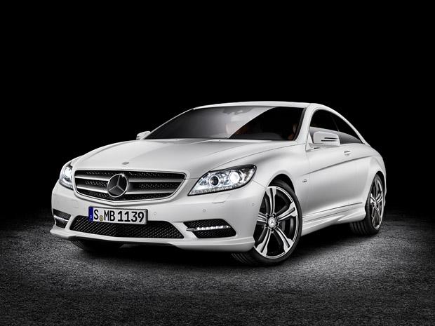 Mercedes Classe CL Grand Edition (Foto: Divulgação)