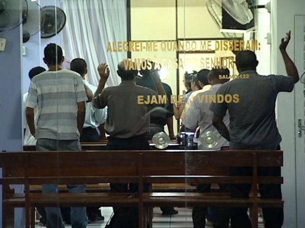 Igreja na Serra: barulho agora poderá ser maior (Foto: Reprodução/TV Gazeta)