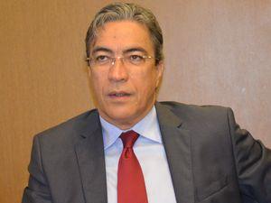 Marcelo Déda, governador de Sergipe (Foto: Marina Fontenele/G1 SE)