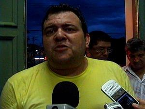 Prefeito de Manacapuru, Edson Bessa (Foto: Reprodução/TV Amazonas)