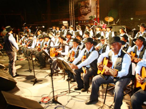 Campo Grande terá apresentações culturais gratuitas no fim de semana (Foto: Rachid Waqued/Fundação de Cultura MS)