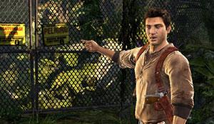 'Uncharted: Golden Abyss' tem gráficos similares aos da série no PS3 (Foto: Divulgação)
