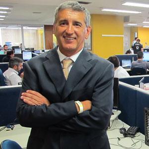 Marco Stefanini (Foto: Darlan Alvarenga/G1)