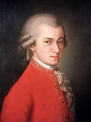 Mozart (Foto: AFP)
