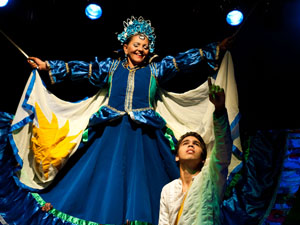 Peça é dirigida por Didha Pereira (Foto: Wellington Dantas/Divulgação)