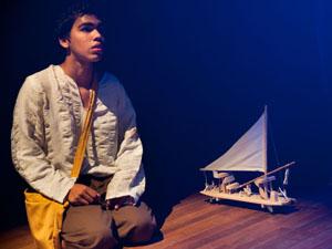 """Espetáculo """"O menino sonhador""""  terá apresentação em Olinda neste sábado (Foto: Wellington Dantas/Divulgação)"""