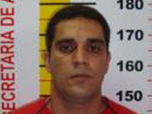 Ademar de Souza estava na lista do procurados da Secretaria de Estado de Defesa Social (Foto: Divulgação/Seds)