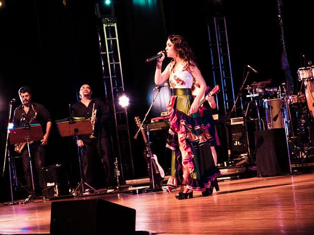 Recife está na turnê de lançamento do novo álbum 'Segunda Pele' (Foto: Divulgação/Maurício Santana)
