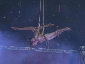 Le Cirque (Foto: Reprodução / TV Globo)