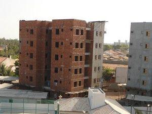 Condomío em fase de construção (Foto: Divulgação)