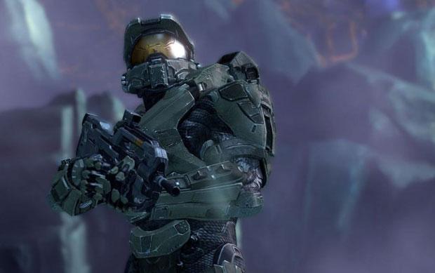 Master Chief retorna em 'Halo 4', game que chega no final do ano para o Xbox 360 (Foto: Divulgação)