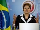 Dilma nega crise com aliados no Congresso (AFP)
