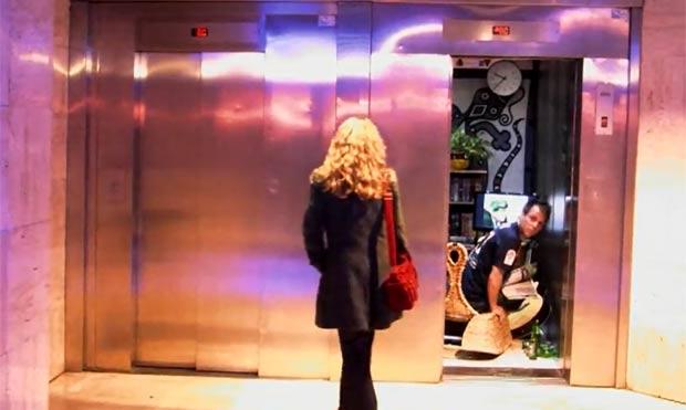 Vídeo de Rémi Gaillard já  superou o 1,69 milhão de acessos. (Foto: Reprodução/YouTube)