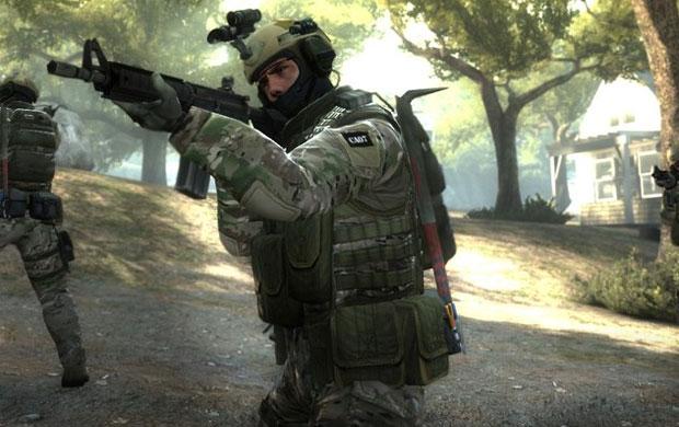 Nova imagem de 'Counter-Strike: Global Offensive' mostra soldado pronto para o confronto (Foto: Divulgação)