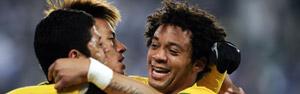 Brasil sobe para 5º no ranking da Fifa; veja a lista (AFP)