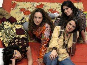 'As chicas' se apresentam em show geatuito a partir de 18h na Praça do Ferreira (Foto: Divulgação)