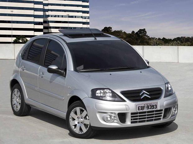 Citroën C3 Solaris (Foto: Divulgação)