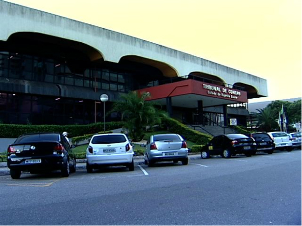 MP-ES quer que ex-conselheiros do TC devolvam mais de R$ 1 milhão, no Espírito Santo (Foto: Reprodução/TV Gazeta)