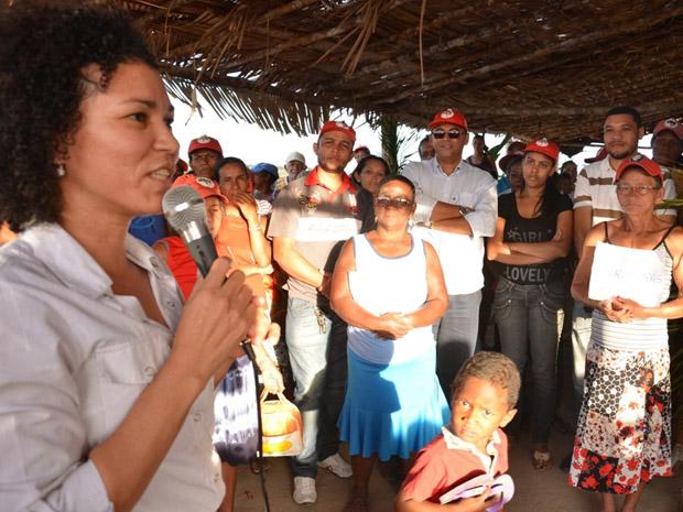 secretária vera lúcia barbosa (Foto: Paula Fortes/Divulgação)