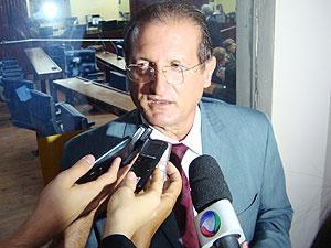 Deputado estadual da Paraíba Hervázio Bezerra (Foto: Jhonathan Oliveira/G1)