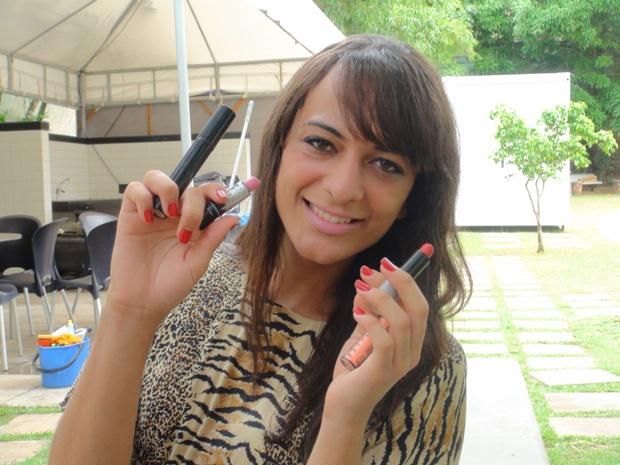 Jeane Louise (Foto: Tatiana Maria Dourado/G1)