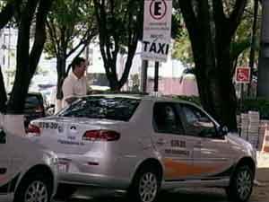 Taxis em Divinópolis'