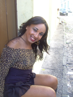 Luana Neves (Foto: Luana Neves/Arquivo Pessoal)