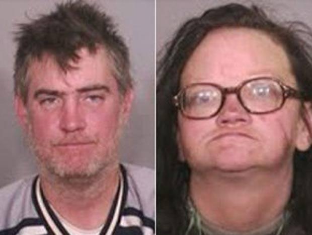 Jonathan Price e Shannon McClung foram flagrados em ato sexual. (Foto: Divulgação)