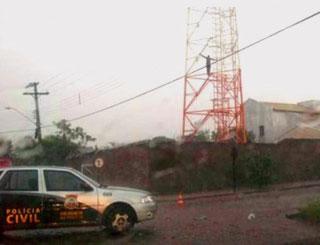 zé da torre (Foto: Polícia Civil TO/Divulgação)