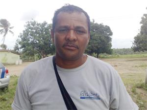 Duda nunca teve carteira assinada antes e trabalhava com agricultura (Foto: Krystine Carneiro/G1)