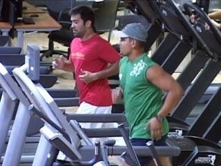 Somente quem faz bacharelado em educação física pode atuar em academias (Foto: G1)