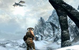 'Skyrim', RPG com mundo aberto, foi eleito melhor jogo do ano por desenvolvedores (Foto: Divulgação)