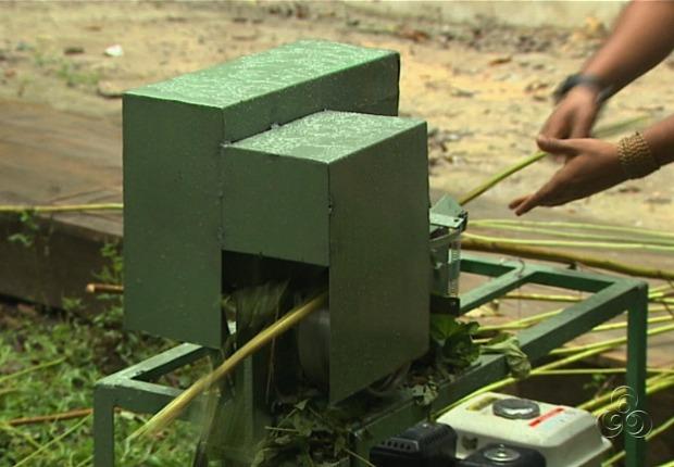 Equipamento deverá produzida em série para (Foto: Reprodução TV Amazonas)