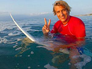 Itacaré: Crhistiano Fraguas, surfista (Foto: Crhistiano Fraguas/ Arquivo Pessoal)