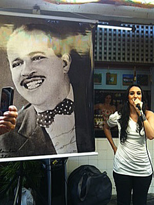 Marina Elali  (Foto: G1)