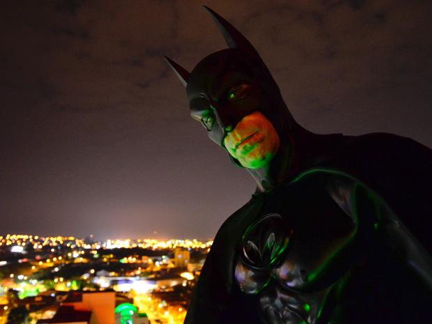 Andy Trevisan acredita que exemplo pode tirar adolescentes do crime (Foto: Thiago Leon/O Vale)