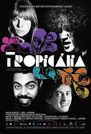 Cartaz do filme Tropicália (Foto: Divulgação)