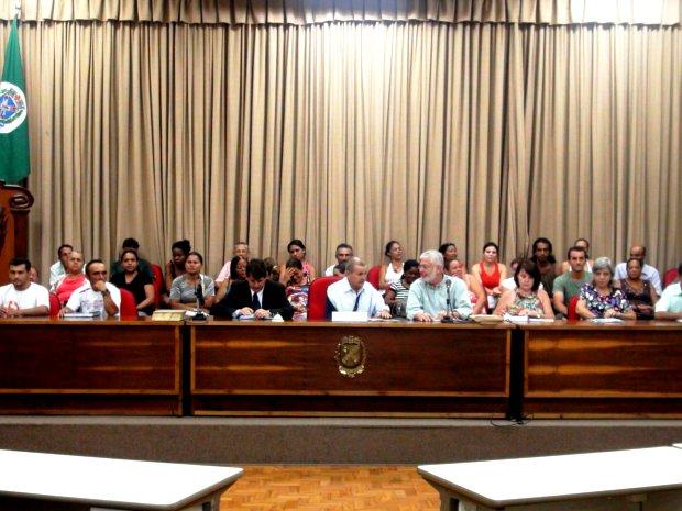 Câmara Municipal de Piracicaba (Foto: Nikolas Capp / G1)