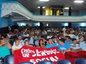 Professores da UEPB descartaram greve, mas paralisaram aulas temporariamente (Foto: Divulgação/Aduepb)