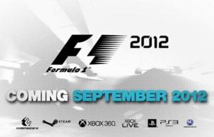 Game 'F1 2012' chega em setembro aos consoles e PC (Foto: Divulgação)