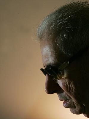 Geógrafo Aziz Ab'Saber, em dezembro de 2004 (Foto: Agência Estado/Arquivo)
