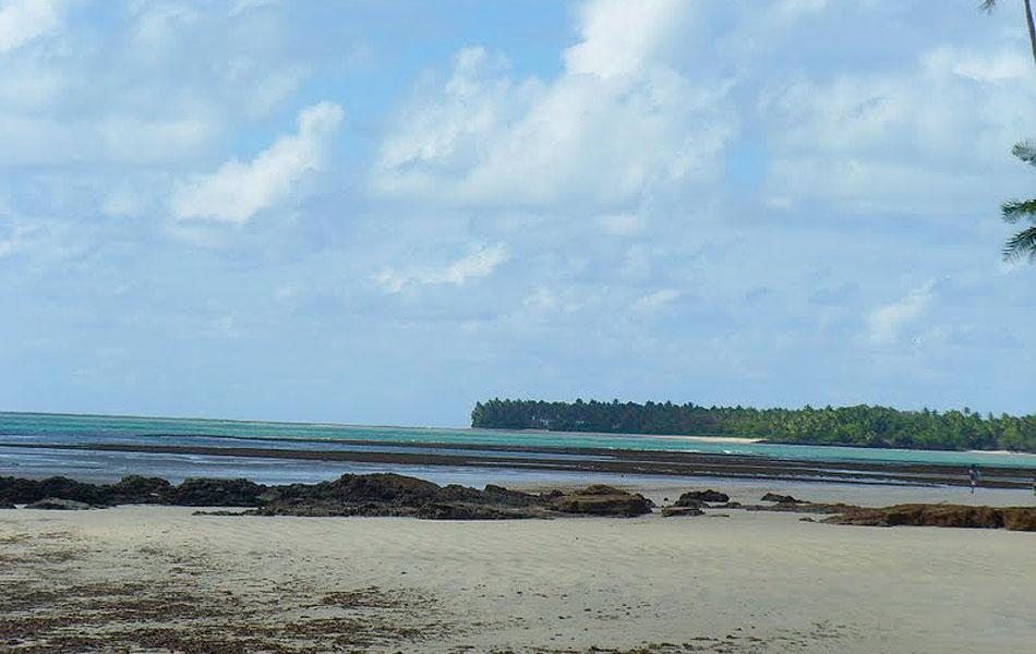 Psseio pelas praias da Ilha de Boipeba é uma das opções para quem quer conhecer a região