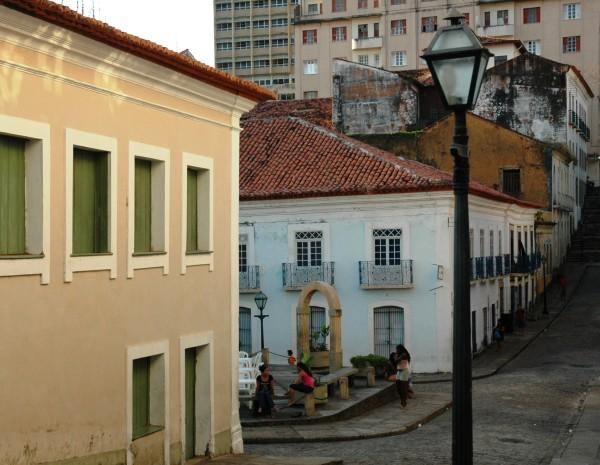 Casarões compõem Centro Histórico de São Luís (Foto: Biné Morais/O Estado)